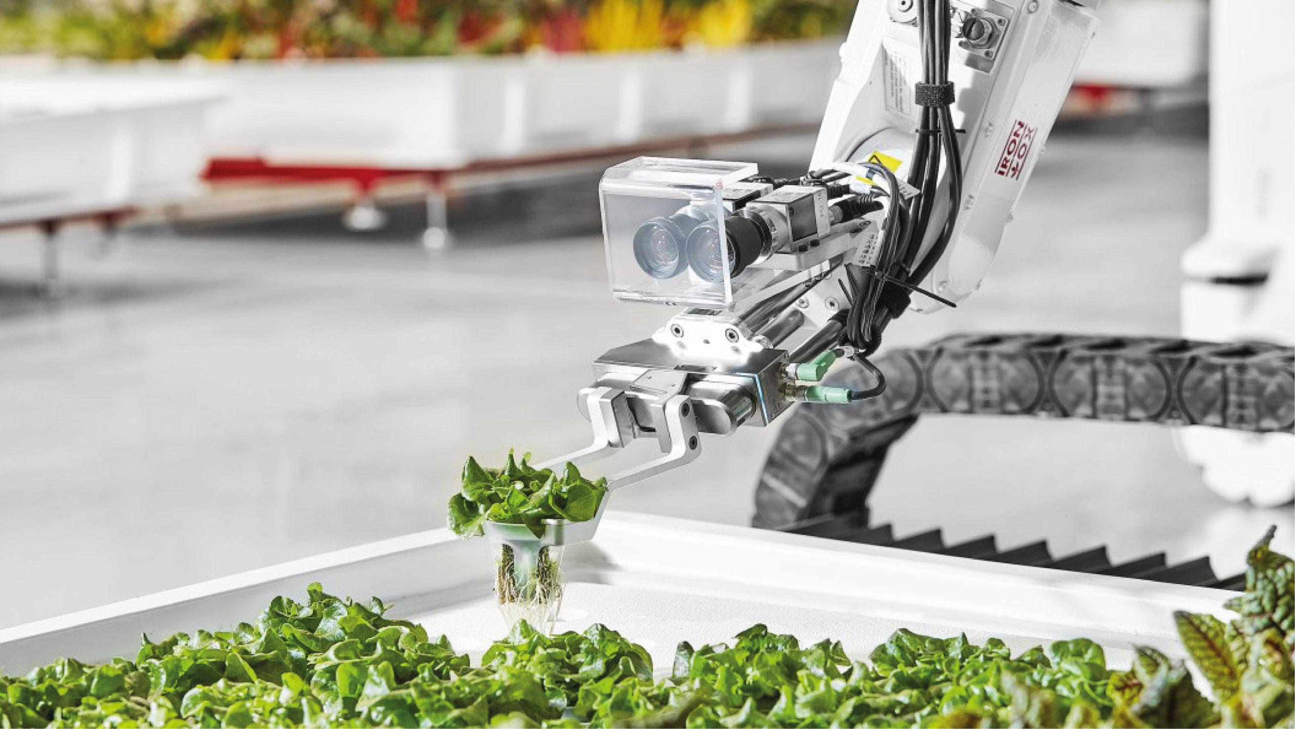 Bill Gates invierte 50 mdd en  robots agrícolas de Silicon Valley