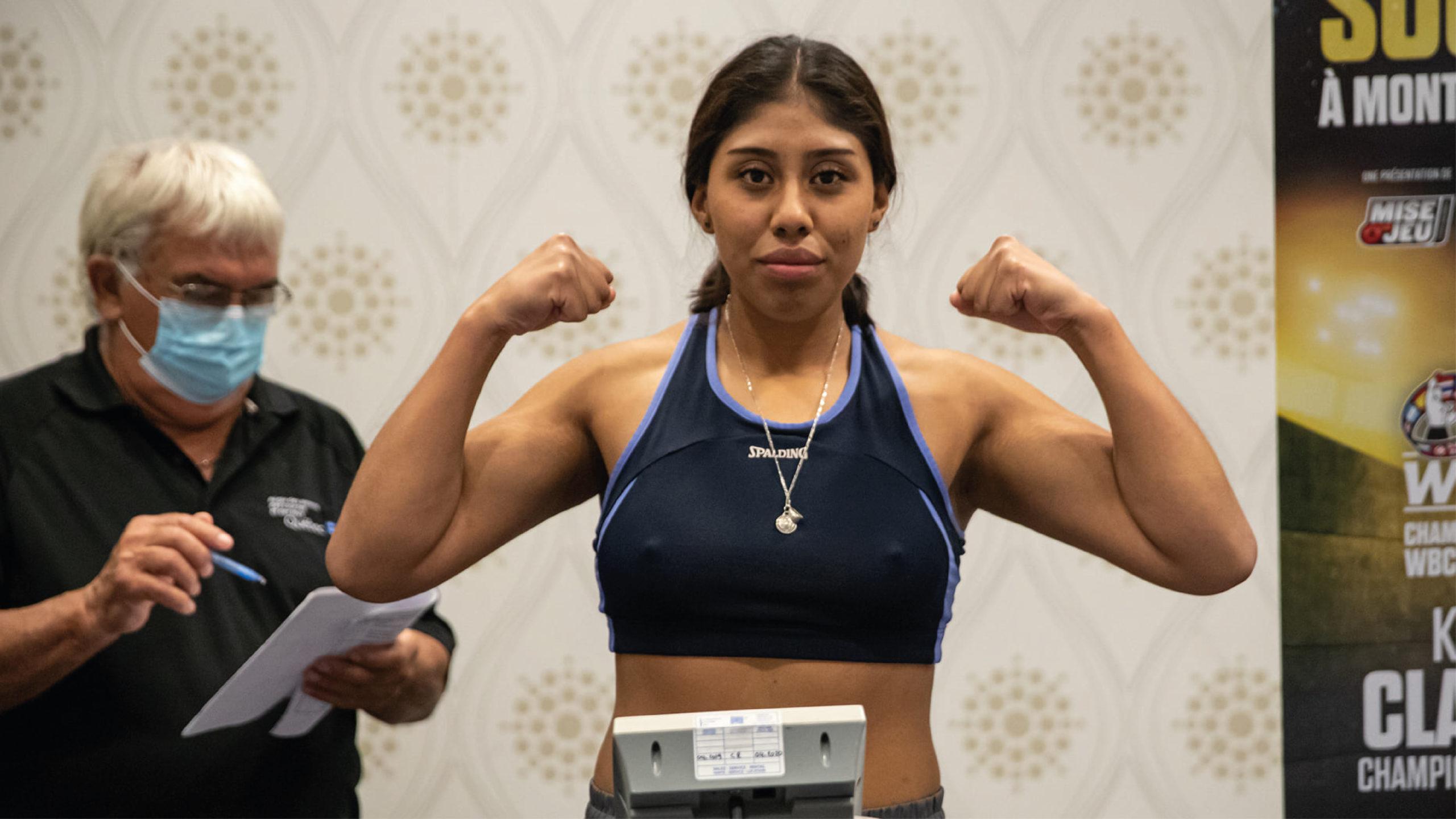 Fallece la boxeadora Jeanette Zacarías tras varios días en coma