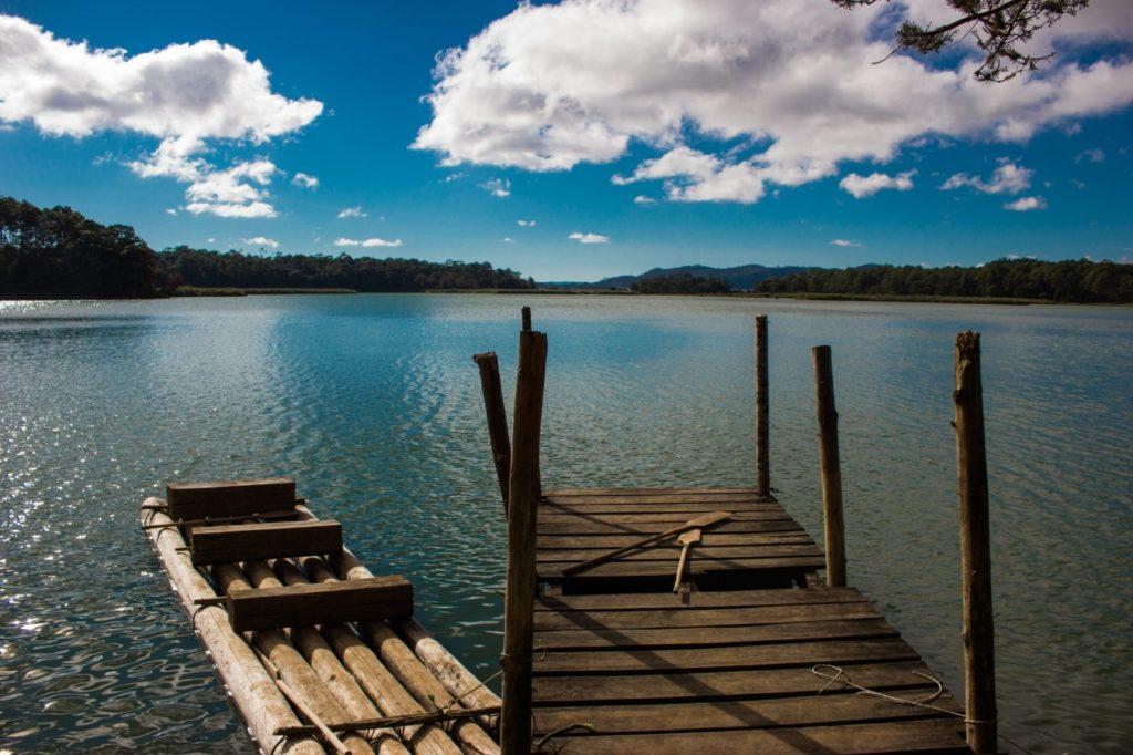 Lagunas de Montebello Luna de miel