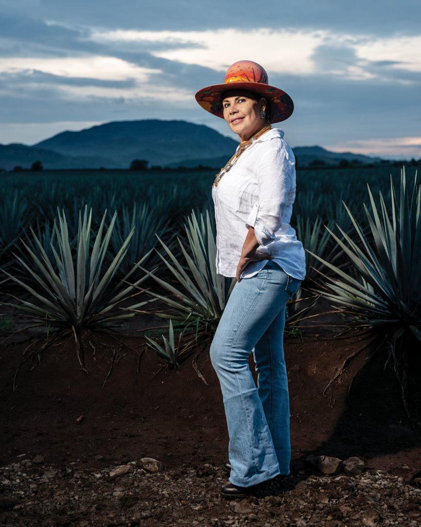 Leticia Hermosillo Mujeres del Tequila