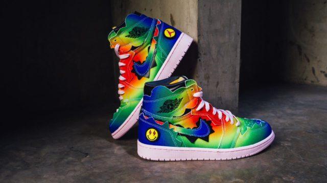 Lust sneakers