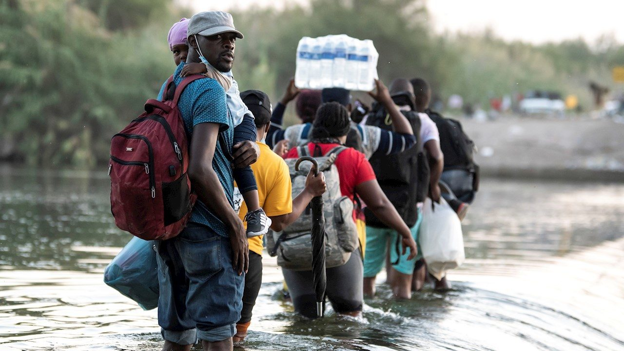 Haití en Piedras Negras