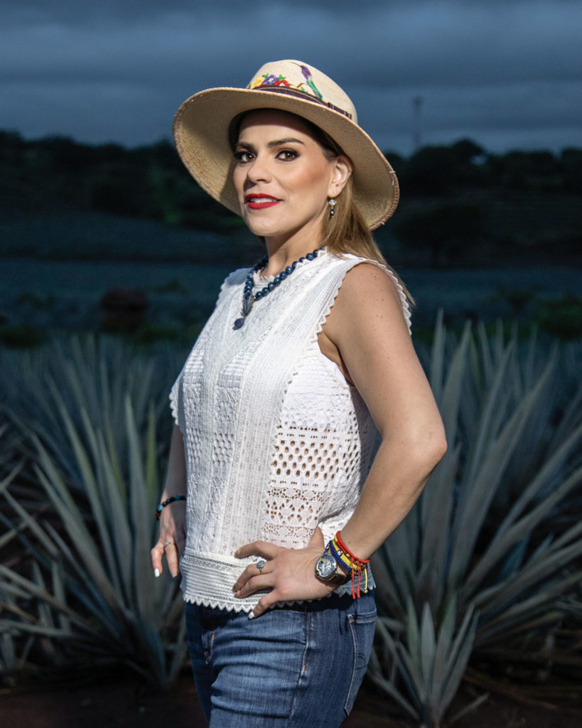 Mayra Paola Martínez Reyes Mujeres del Tequila