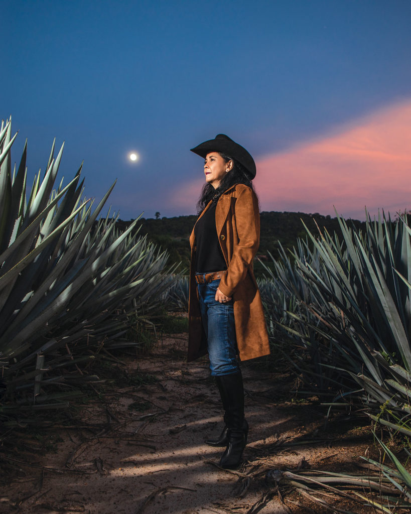 Melly Barajas Mujeres del Tequila