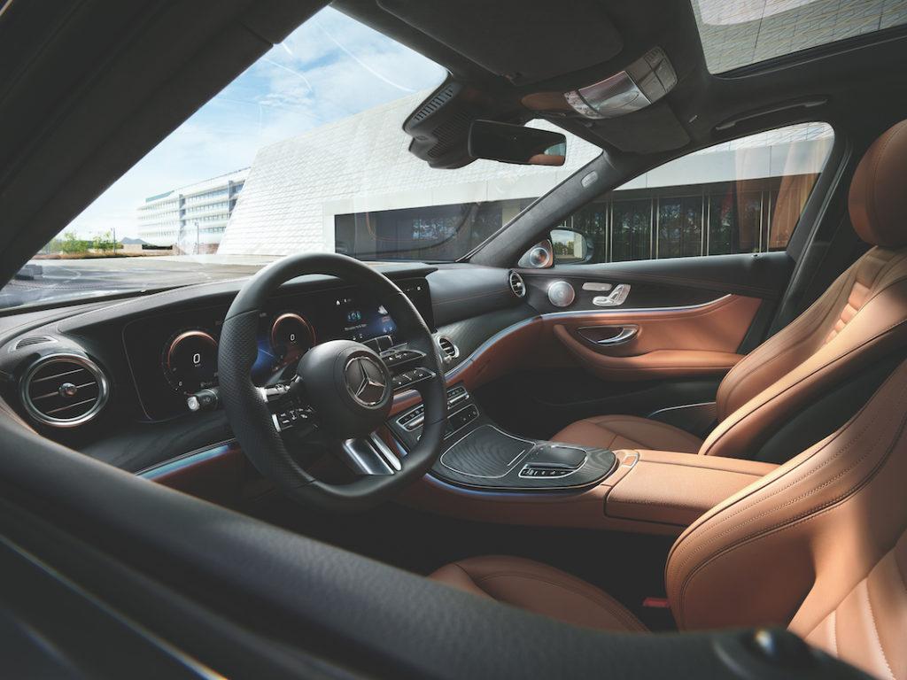 Mercedez Benz Clase E 350