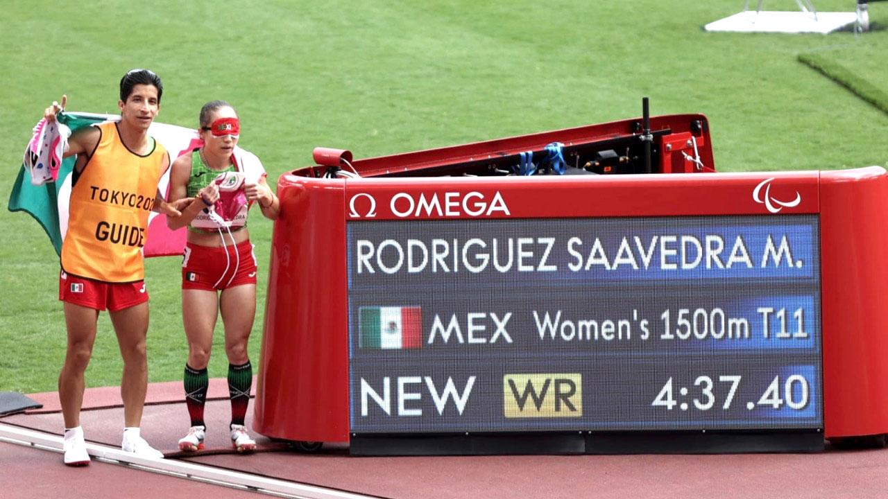 Fotogalería: otro año extraordinario para México en Paralímpicos