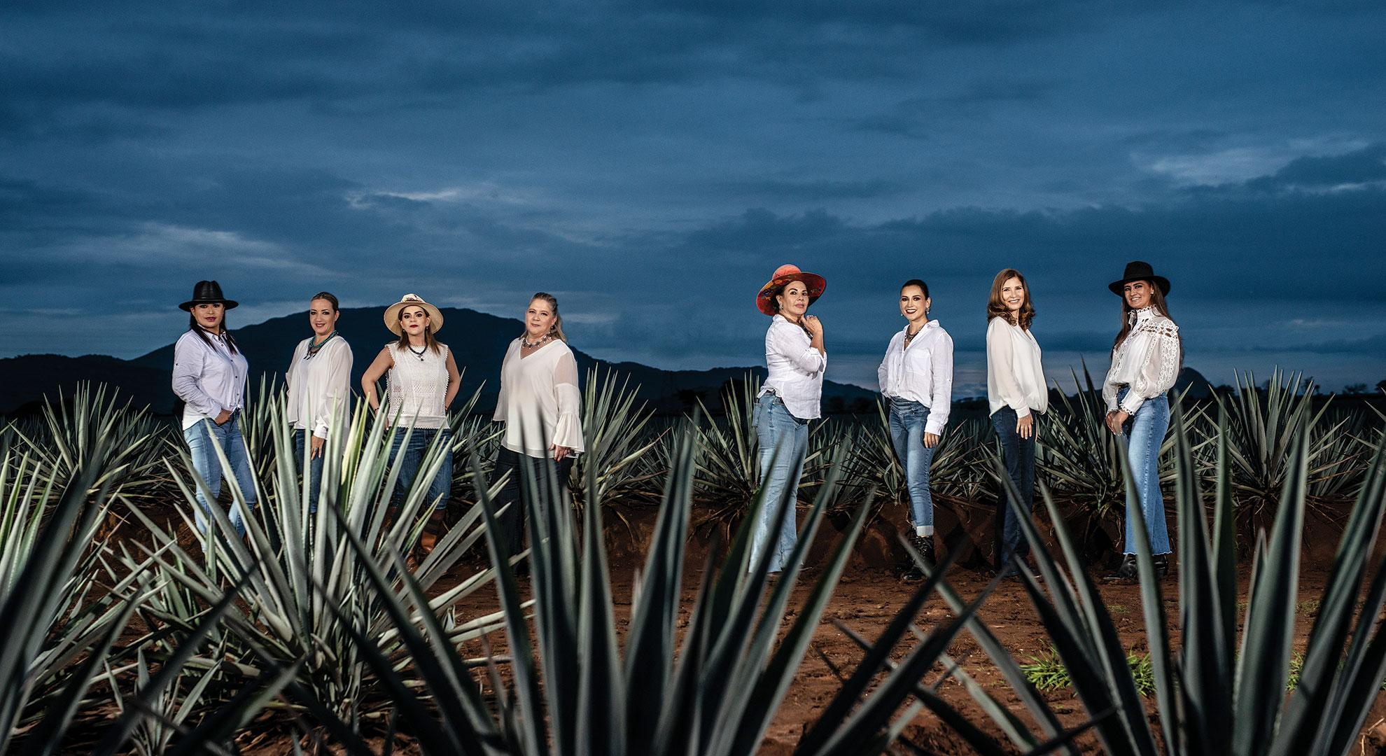 Las mujeres del tequila