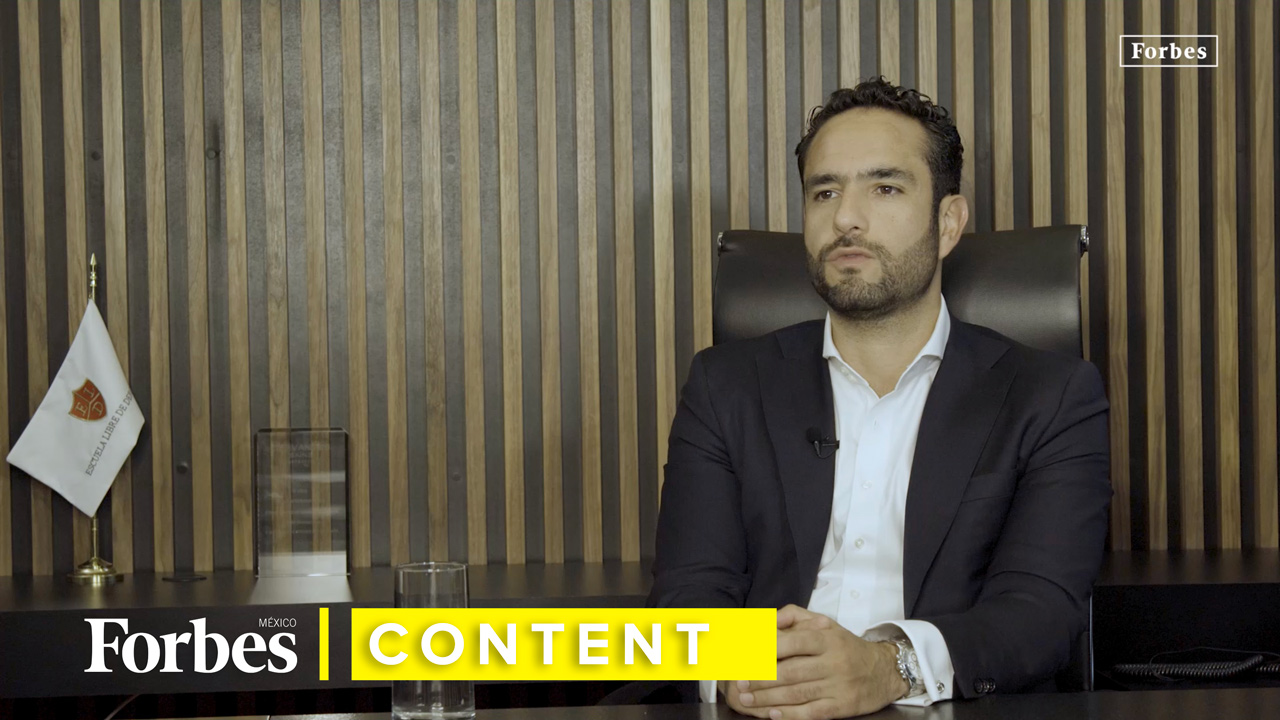 Luis Cervantes Castillo: referente entre la 'next gen' de abogados mexicanos