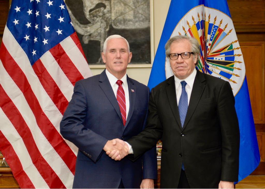 OEA vive del dinero de EU y Canadá; México pide desaparecerla