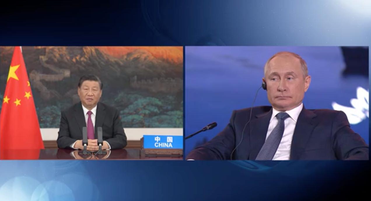 Putin y Xi critican 'politización' de vacunas y origen del Covid-19
