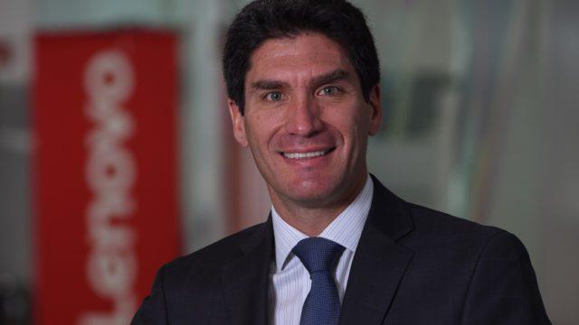 Marco Jiménez, Director General de Lenovo México / Foto: Cortesía.