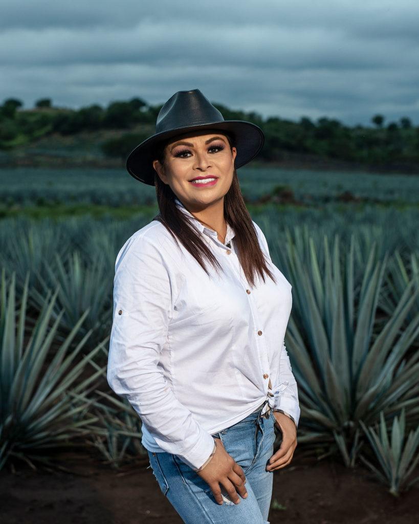 Mujeres Tequileras Rubí Esmeralda