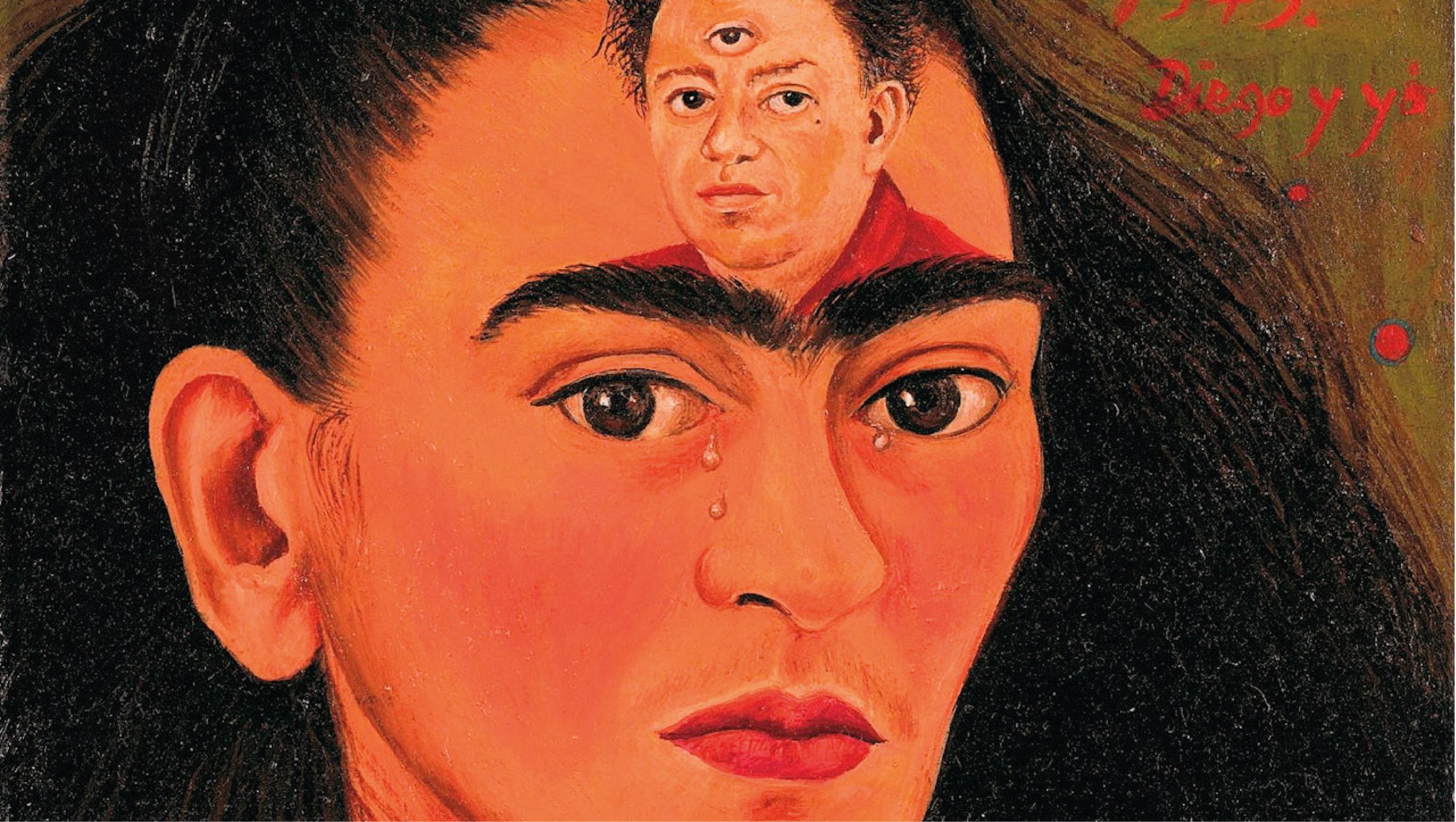Subastan 'Diego y yo', un autorretrato de Frida Kahlo ahora valuado en 30 mdd