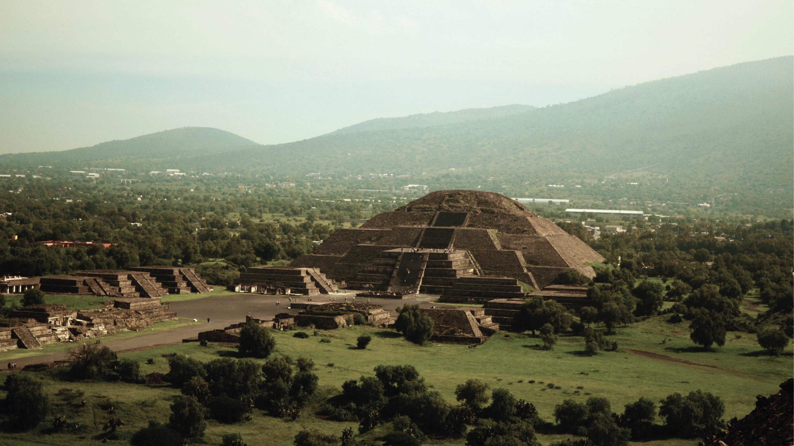 Tesoro bajo la pirámide de Teotihuacán arroja nueva luz sobre antiguos rituales