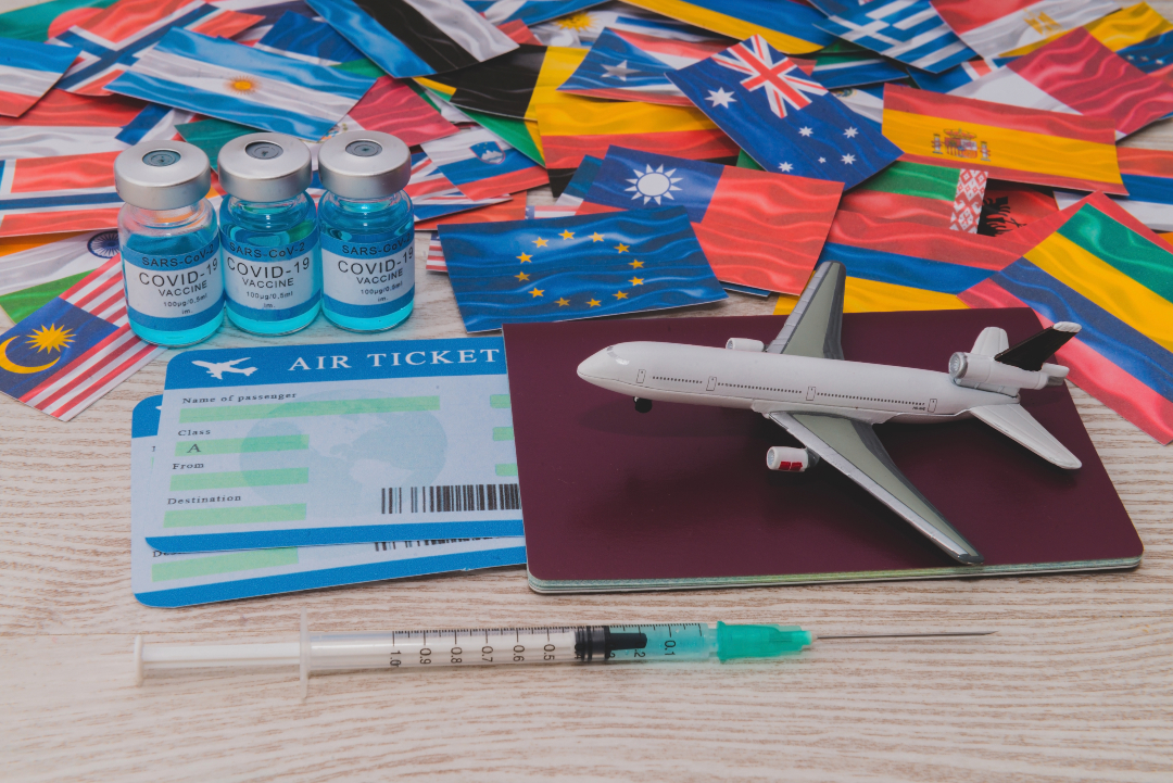 Cómo planear tu viaje de acuerdo a las restricciones de los países