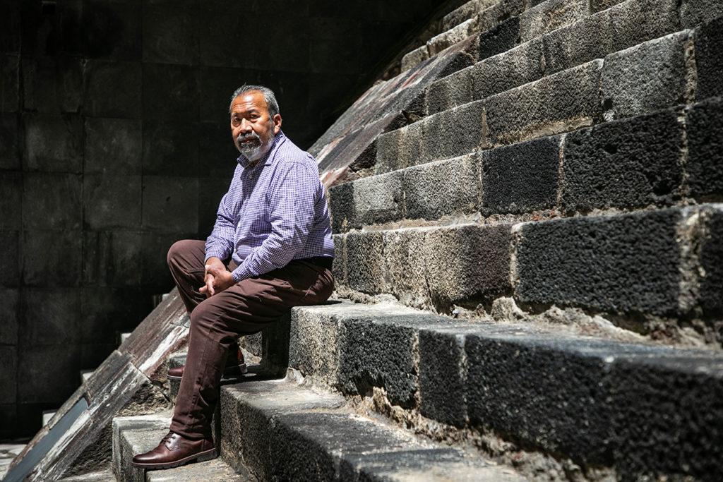 Ventanas arqueologicas Arqueologo Raul Barrera 1