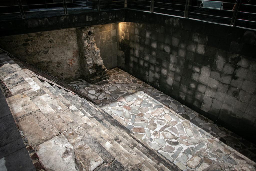 Ventanas arqueologicas Palacio del Marques 3