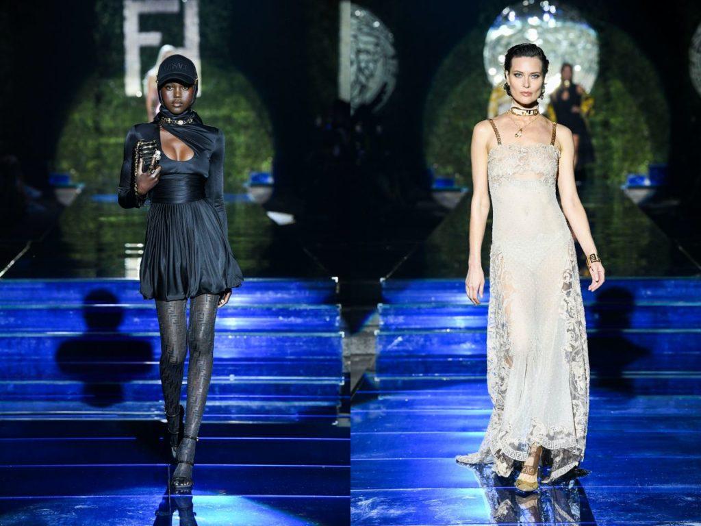 Versace Fendi