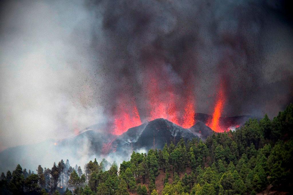 Volcan Cumbre Vieja 3