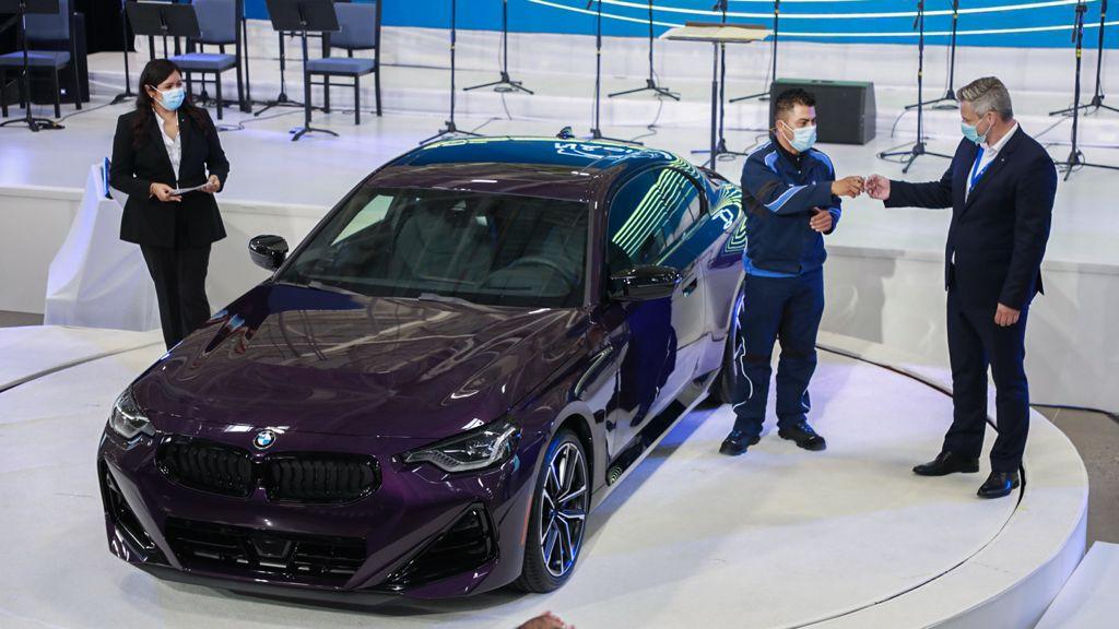 Pese a crisis de chips, BMW invierte 125 mdd para lanzar modelo 100% mexicano