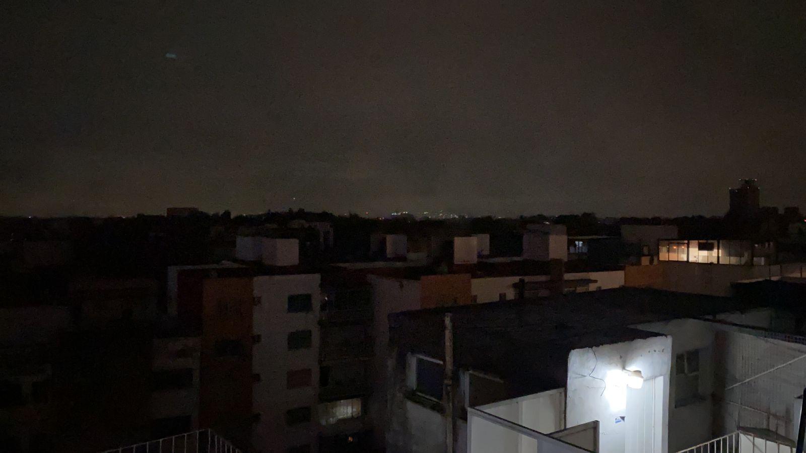 Reportan daños menores y apagones tras sismo de magnitud 7.1