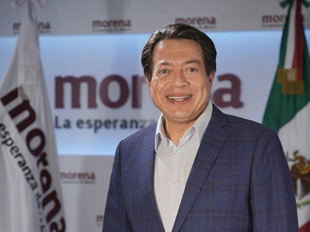 Unidad en Morena, pilar para ir a revocación y 2024: Mario Delgado