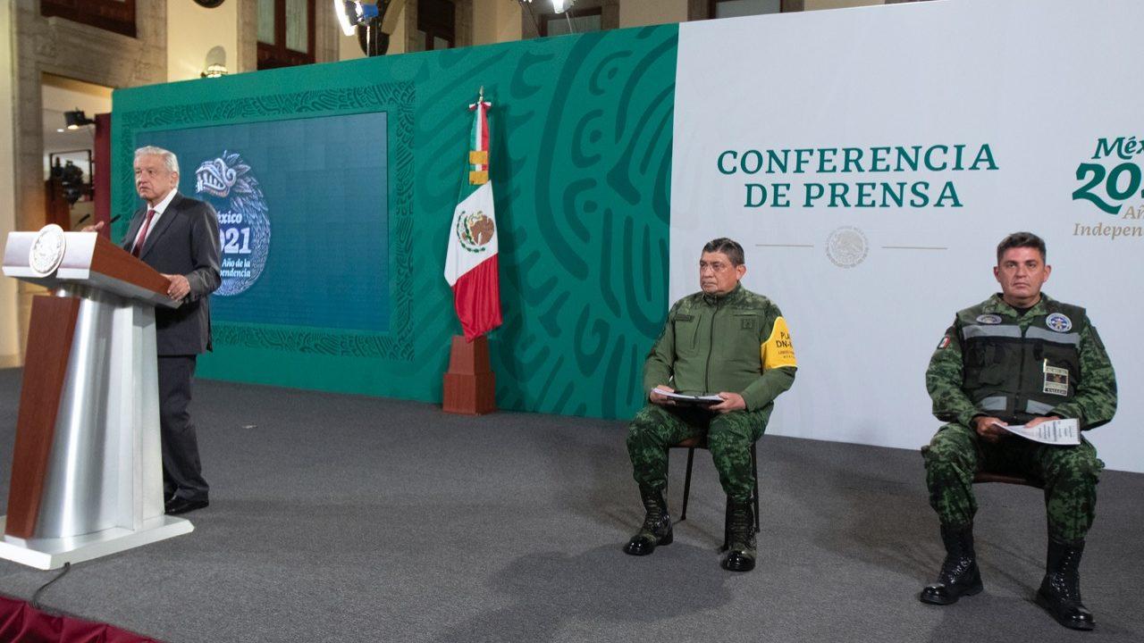 Militares operarán corredor turístico con AIFA, Tren Maya, Palenque, Chetumal y Tulum