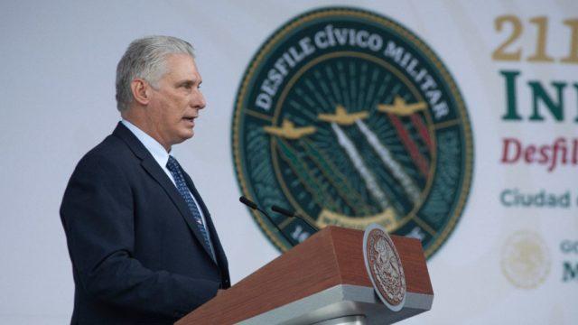 Miguel Díaz-Canel, presidente de Cuba. Foto: Presidencia