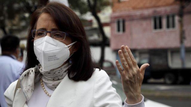 María Álvarez-Buylla, titular del Conacyt. Foto: Oswaldo Ramírez