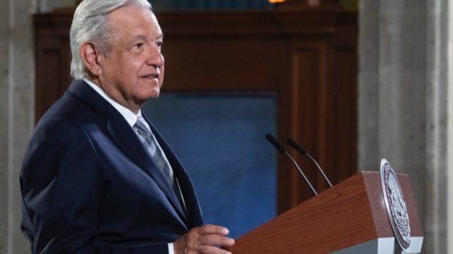 El presidente López Obrador. Foto: Presidencia
