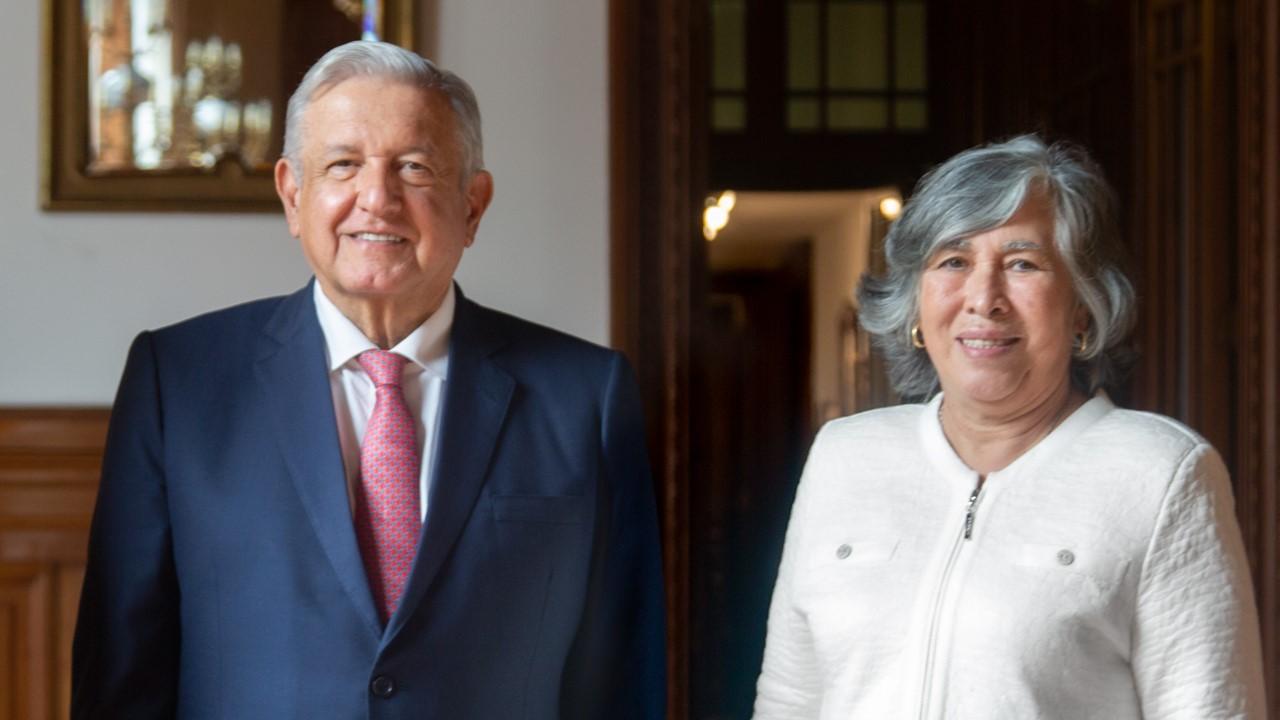 Estela Ríos, nueva consejera jurídica de AMLO: así se opuso al horario de verano