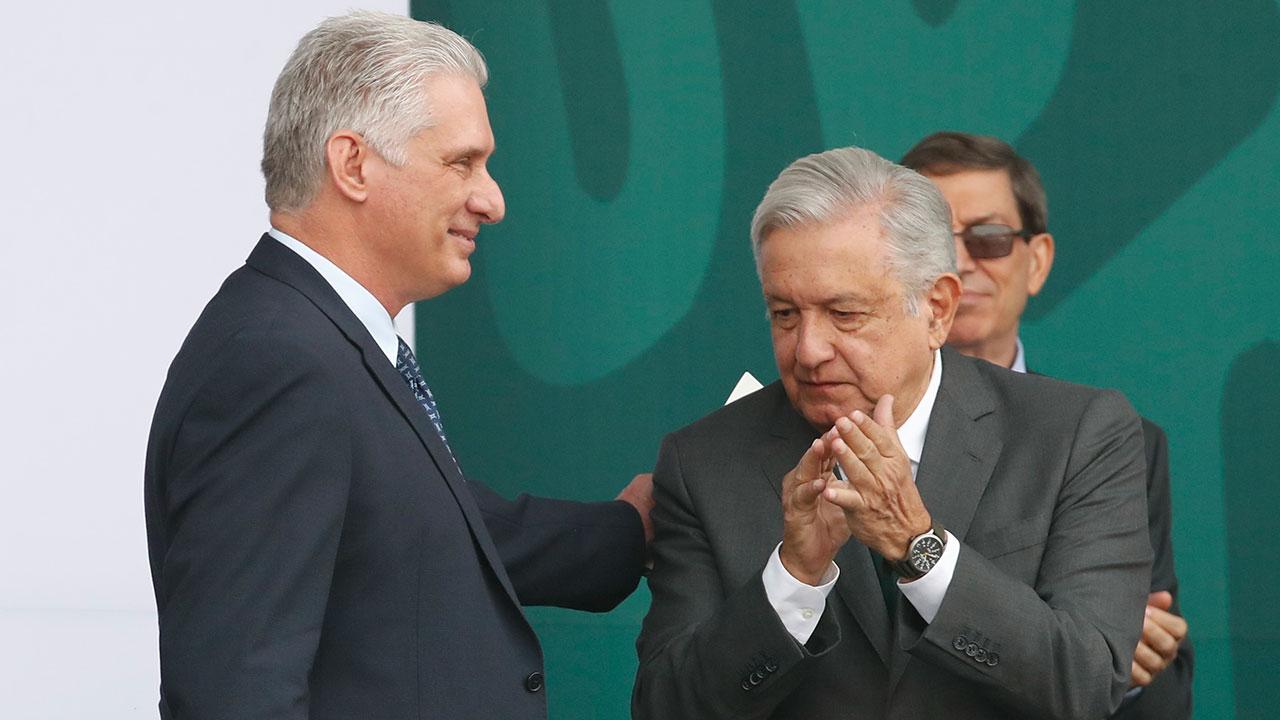 Exilio cubano responde a AMLO que no se rendirán