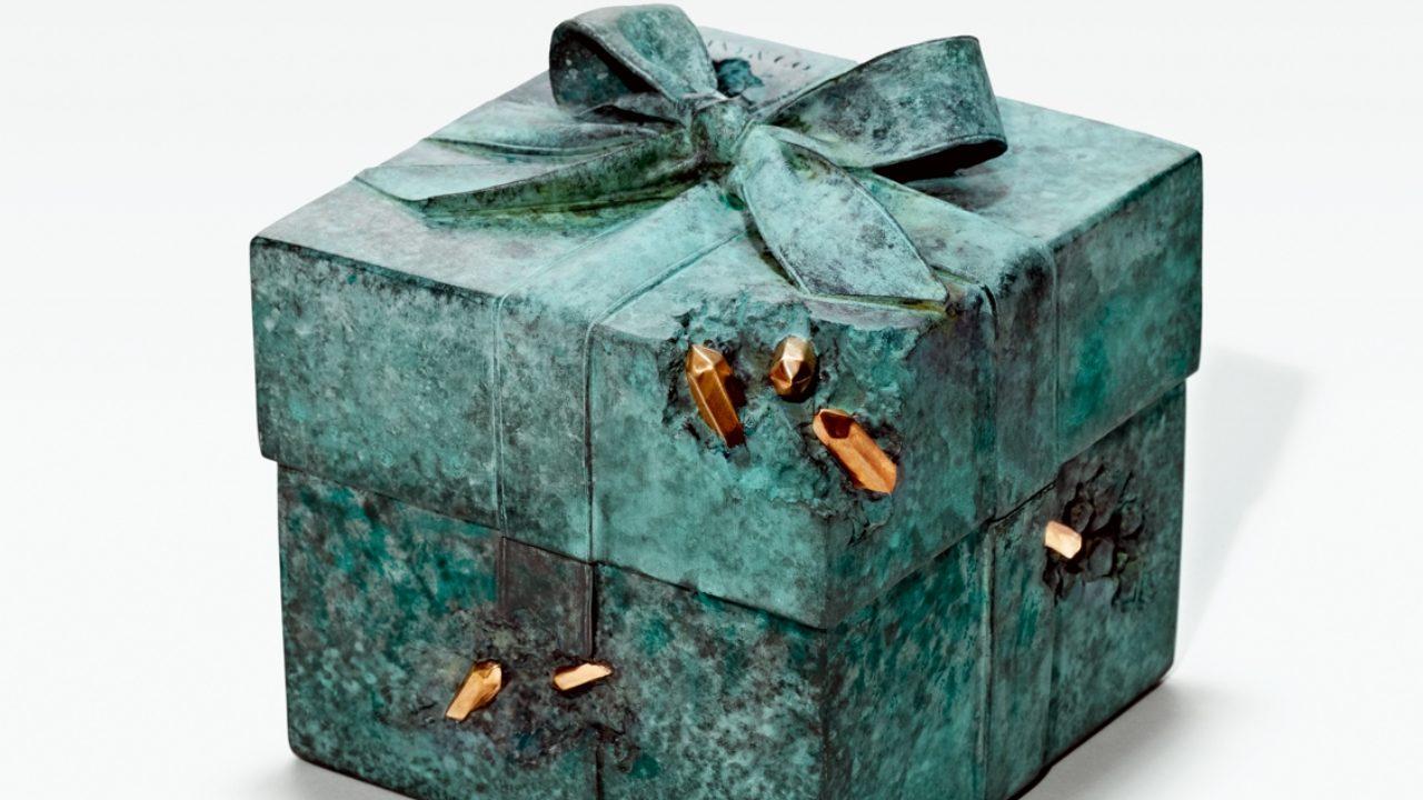 Tiffanny caja