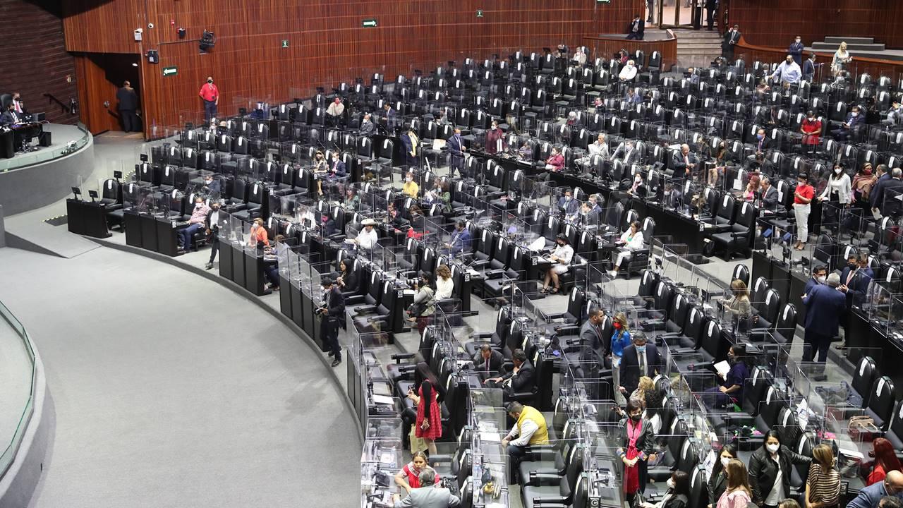 Diputados aprueban 11 comisiones más; suman 51