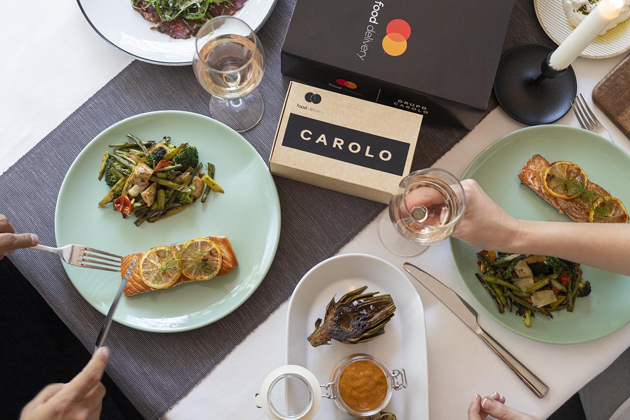 Food Delivery by Mastercard lleva las mejores experiencias de sabor hasta tu mesa