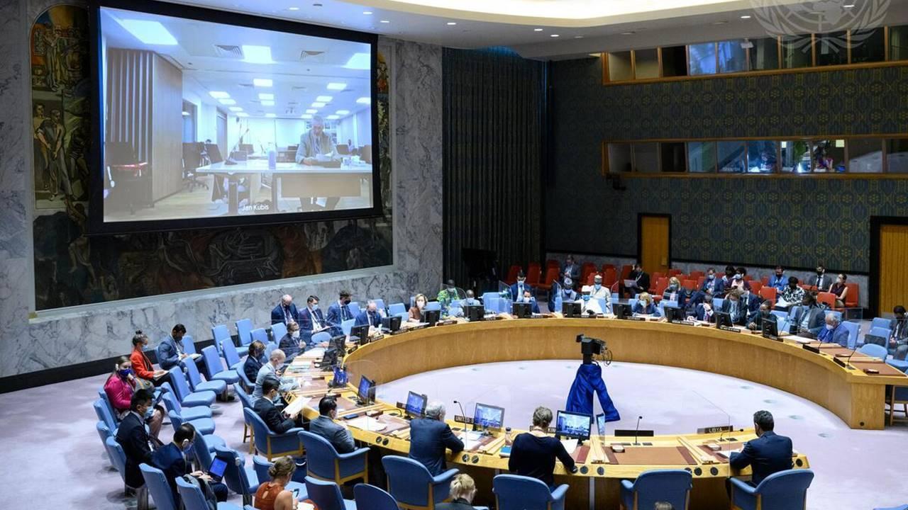 AMLO analiza acudir al Consejo de Seguridad de la ONU en noviembre
