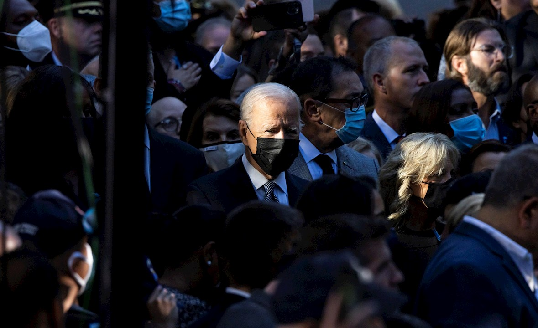 Nueva York recuerda los atentados del 11S con un solemne acto