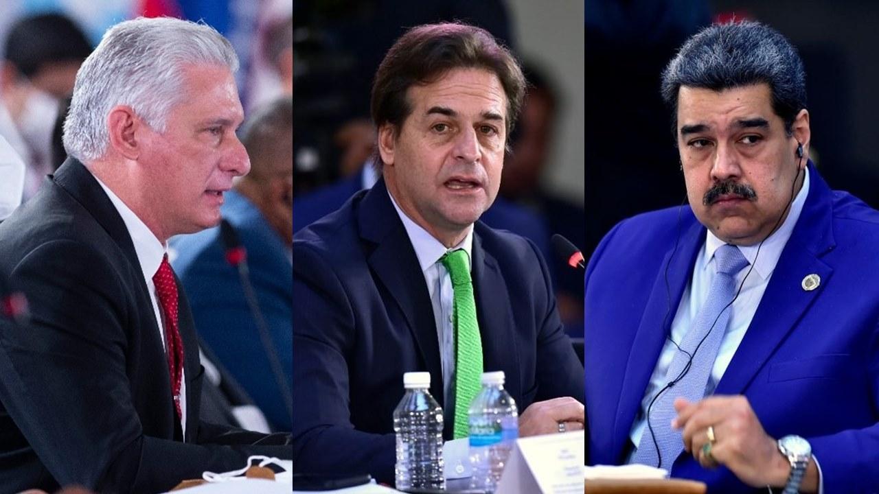 Surgen fricciones por Cuba y Venezuela en la mesa de la Celac