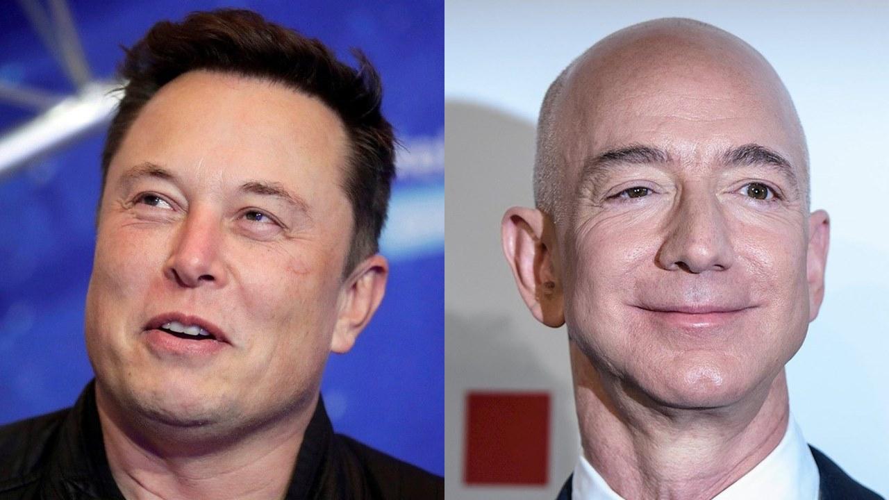 Elon Musk supera de nuevo a Jeff Bezos como el más rico del mundo; le manda este mensaje