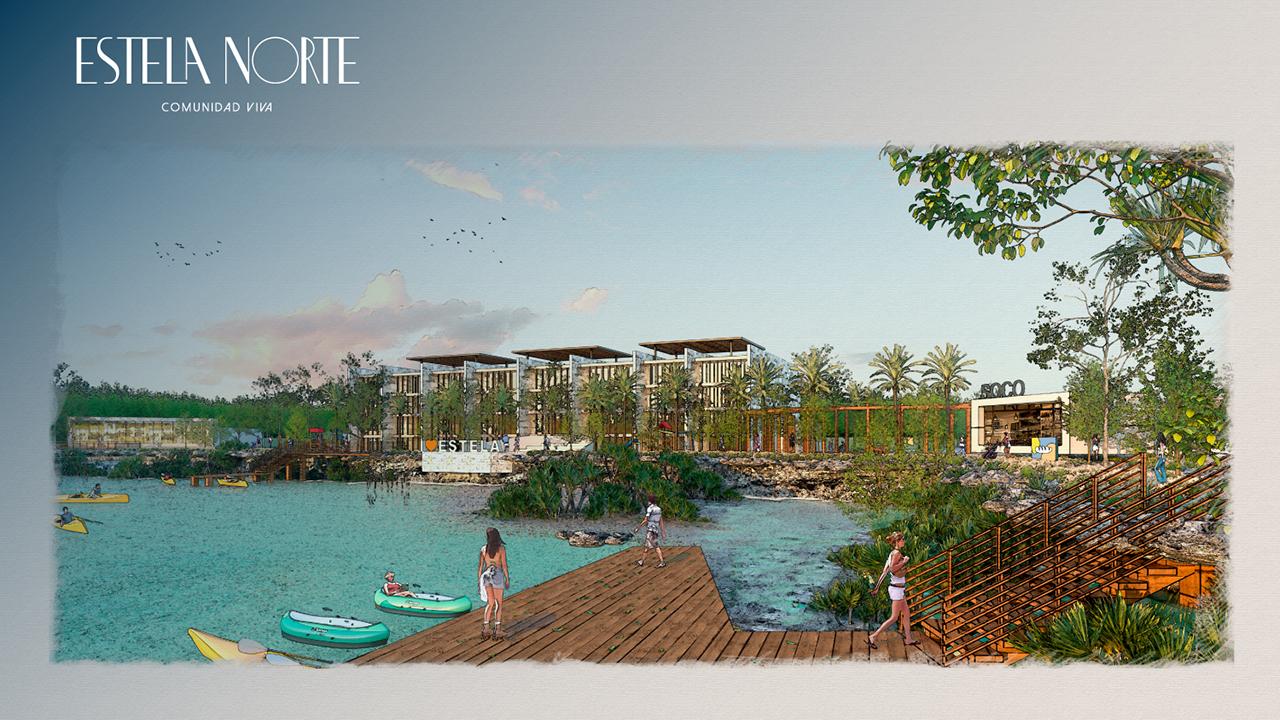 Estela Norte: vive la arquitectura sostenible en Mérida, Yucatán