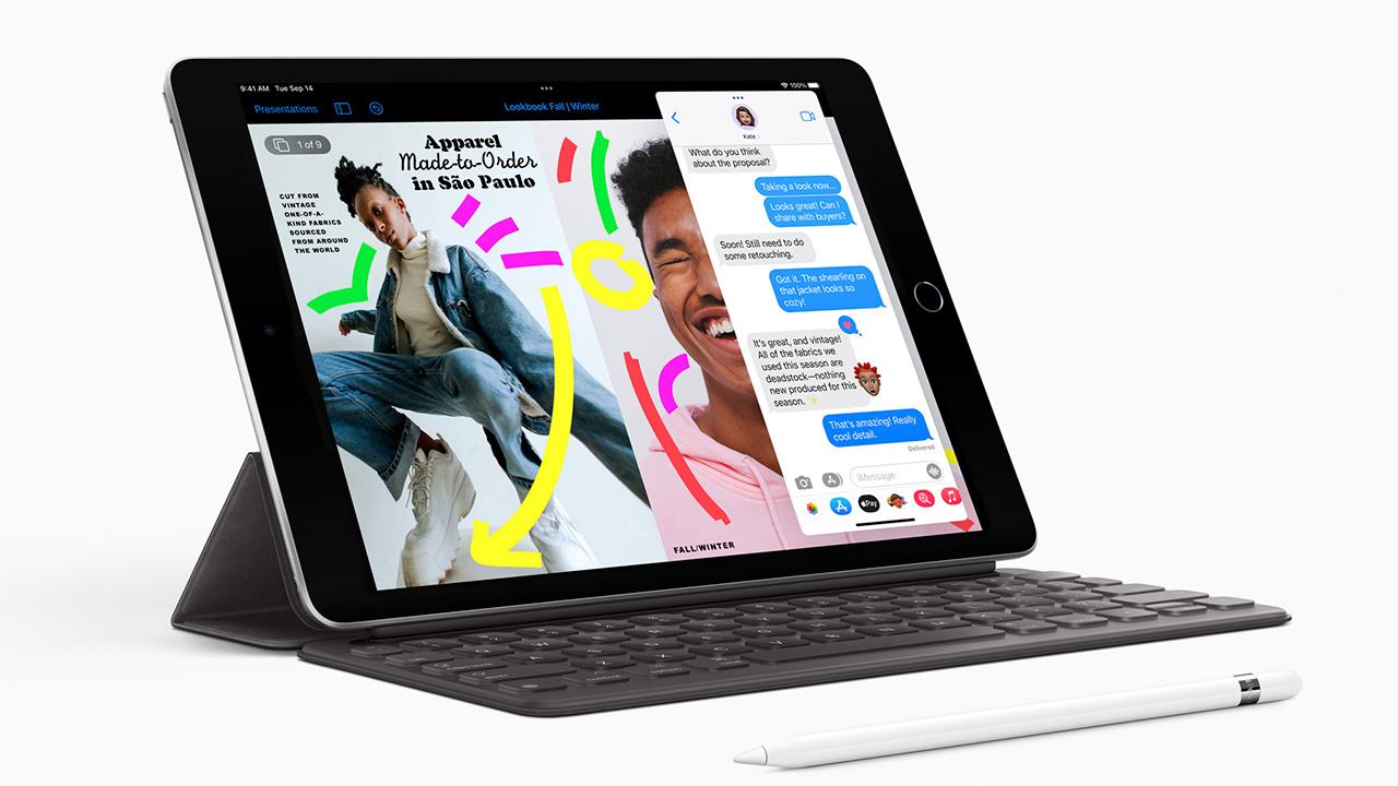 Apple lanza nueva familia de iPad y Apple Watch Series 7