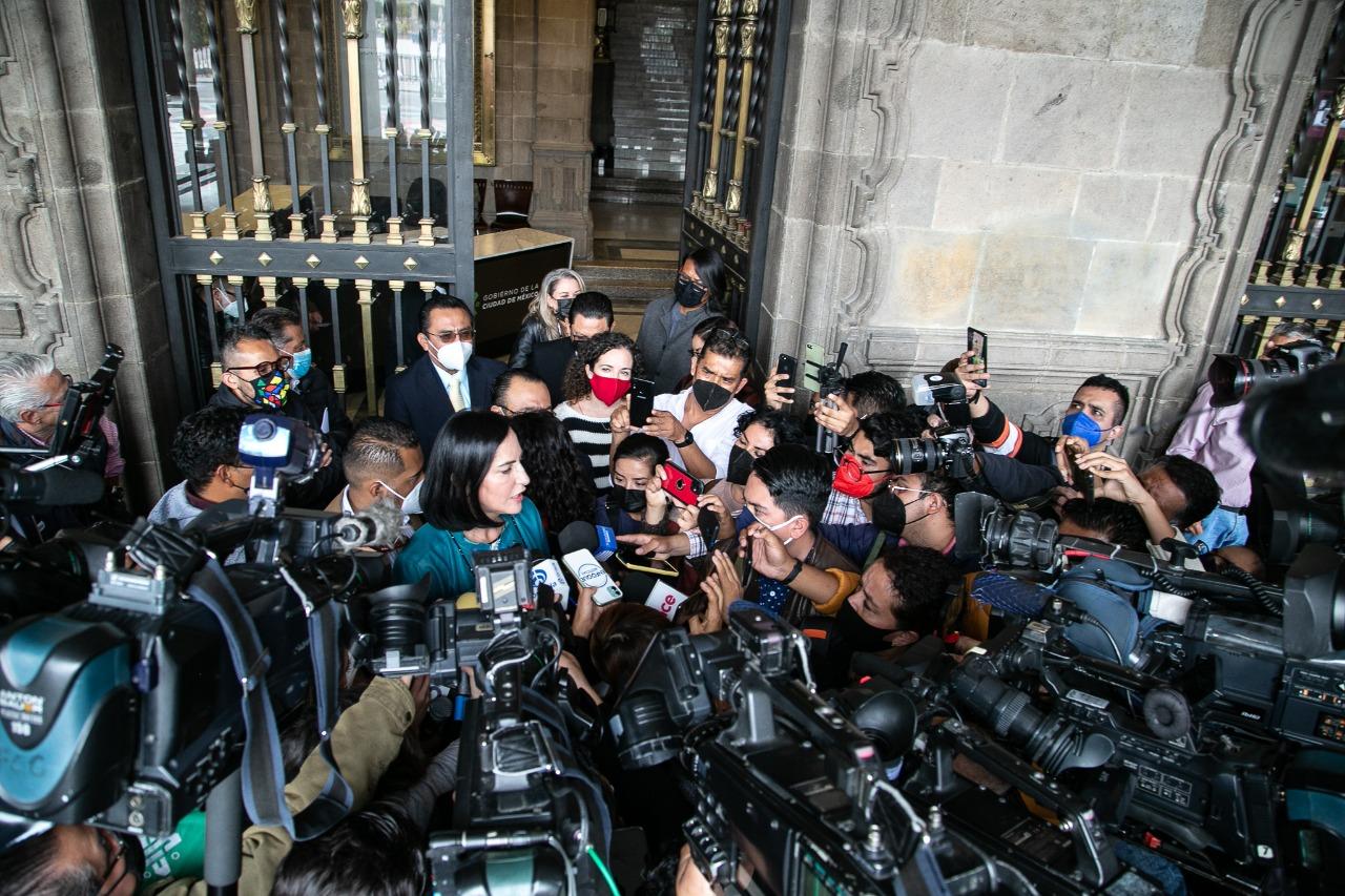 No vine por una disculpa: Limón abre reuniones de Sheinbaum con alcaldesas y alcaldes