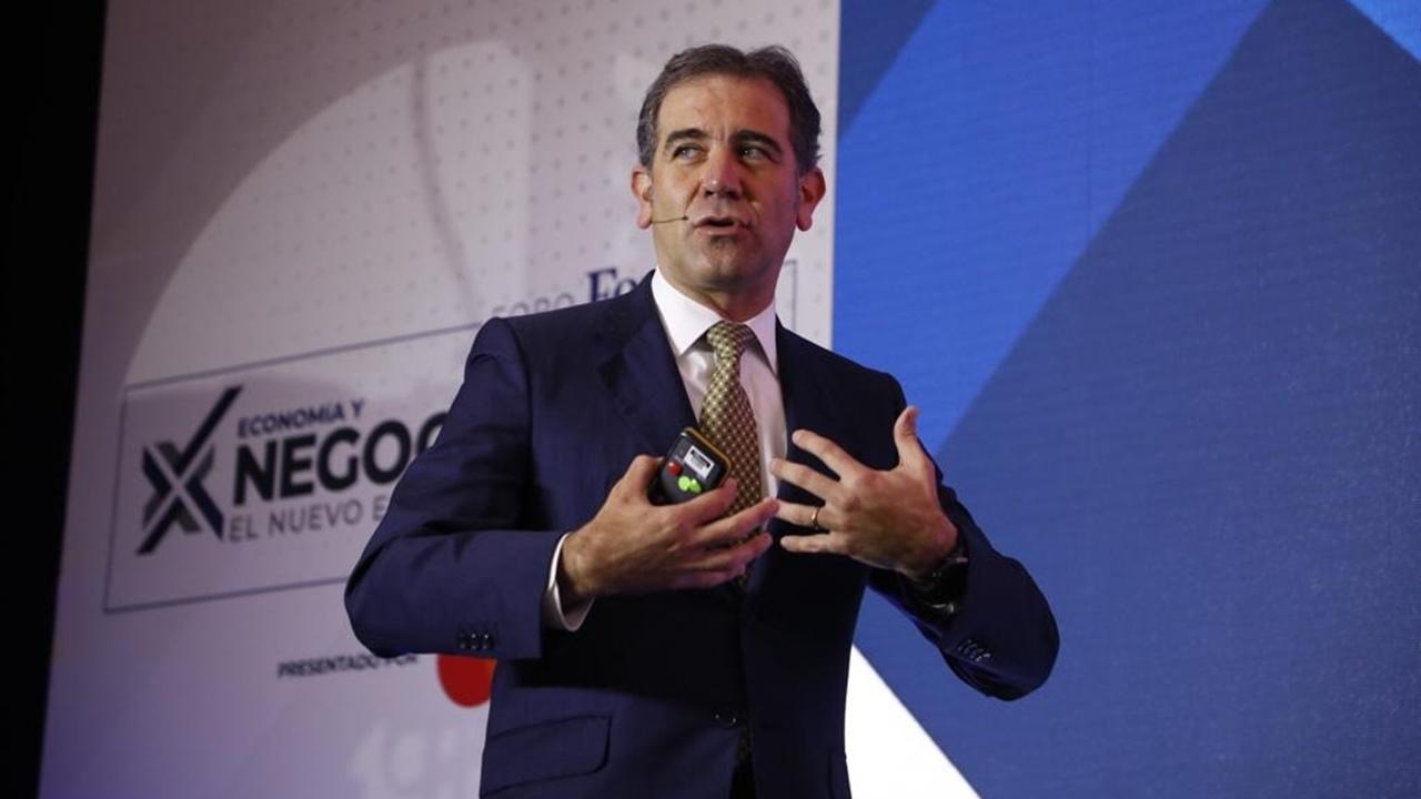 Ante polarización no es conveniente reforma electoral: Lorenzo Córdova