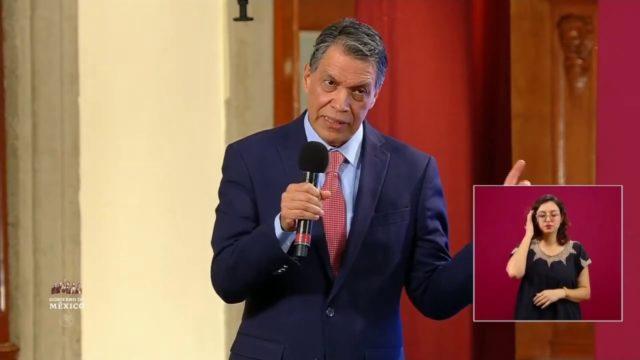 Secretaría de Hacienda anuncia nuevo presidente de la Consar