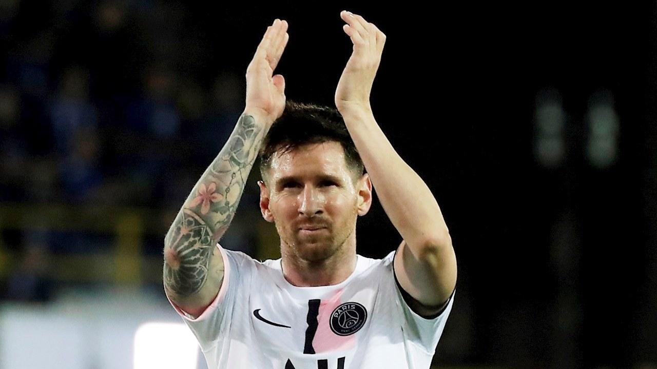 Messi ganará 129 mdd si cumple los 3 años de contrato con el PSG: diario