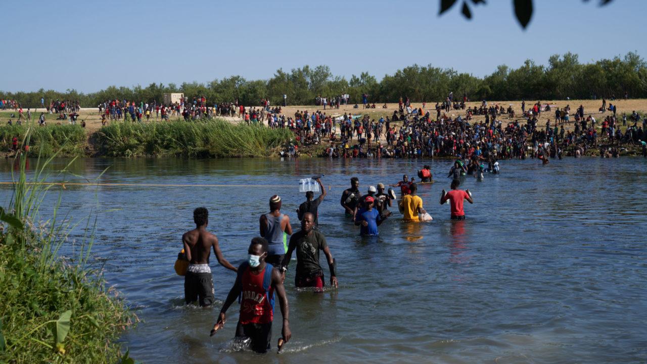 Migración desde Haití es un problema importante para México y EU: embajador
