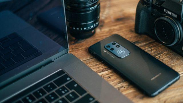 Carga inalámbrica Motorola