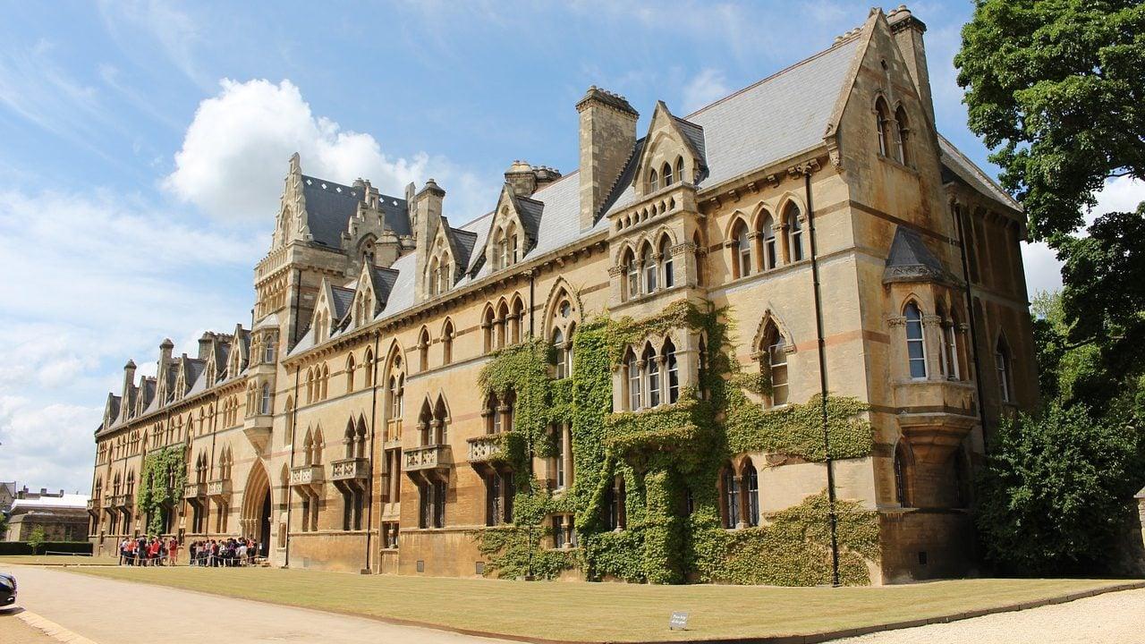Oxford es la mejor universidad del mundo, según el ranking global THE