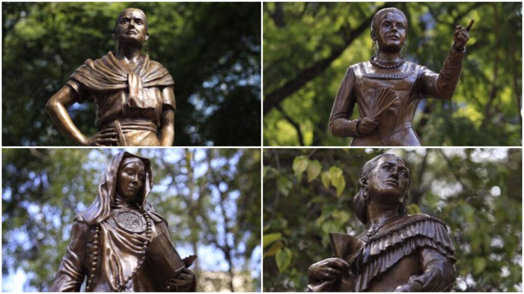 Paseo de las Heroínas en Reforma busca romper con la inequidad de género