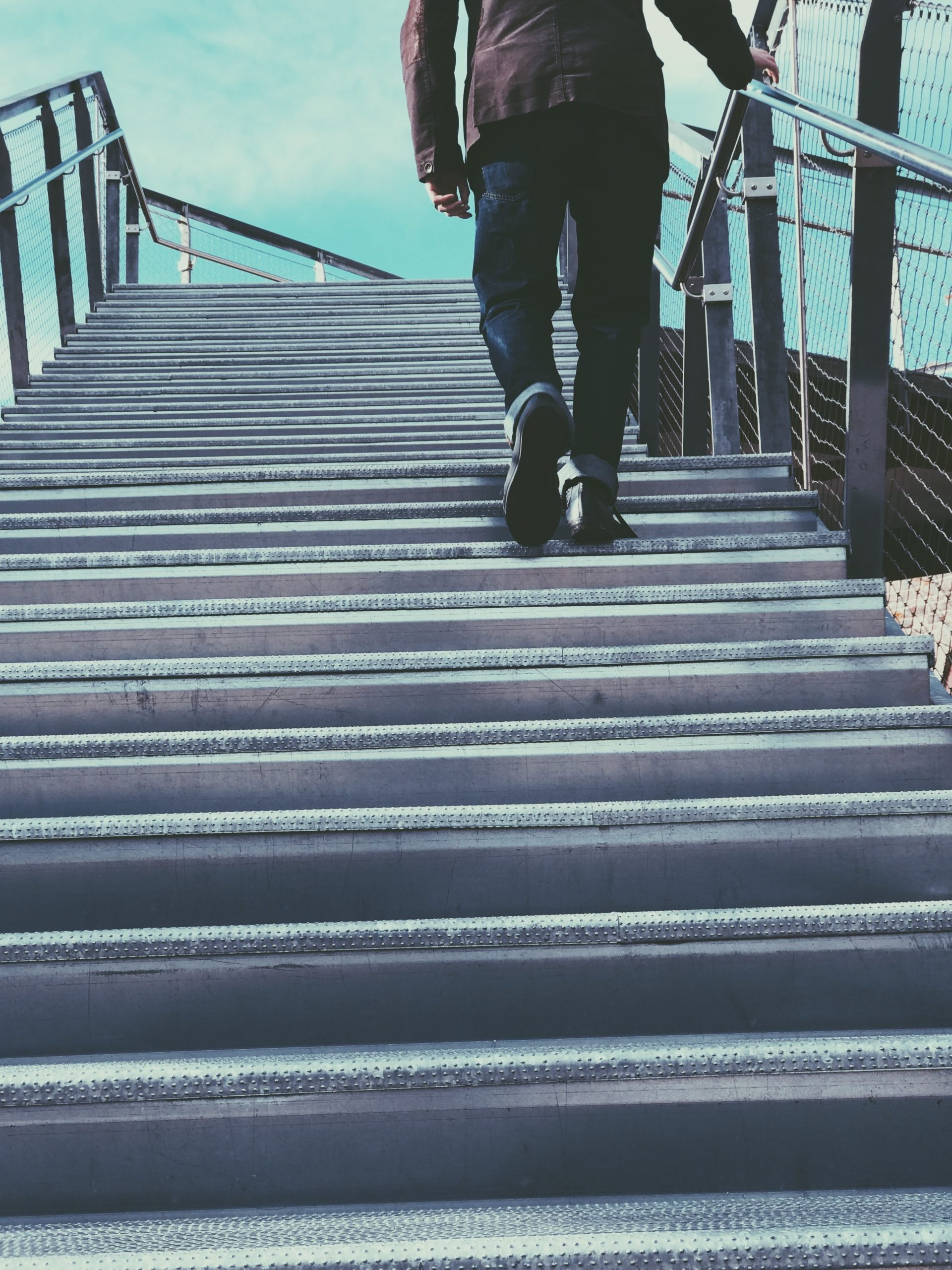 La escalera de la vida y la empresa familiar